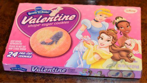 Last Minute Valentines Day Idea Pillsbury Ready To Bake Shape