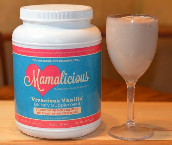Chocolate Mamalicious Shake