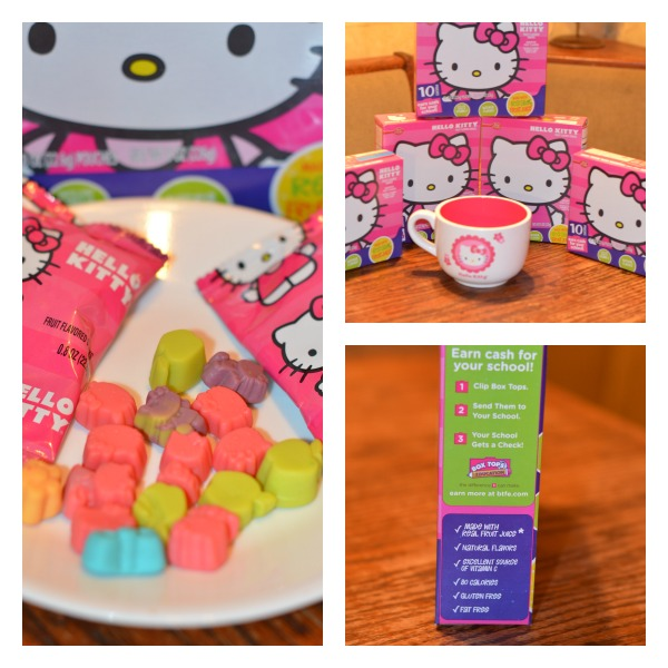 Arkangel318's Hello Kitty Snack Food Sampler