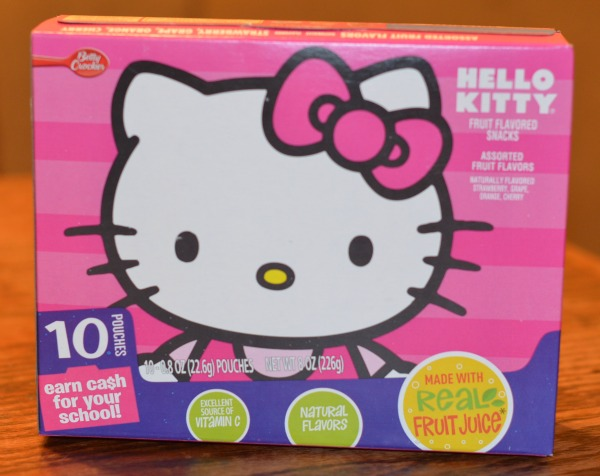 Celebrate Hello Kitty's birthday with Hello Kitty fruit flavored ...