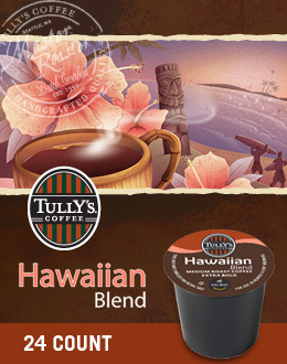 Tullys Hawaiin Blend 12 pack photo