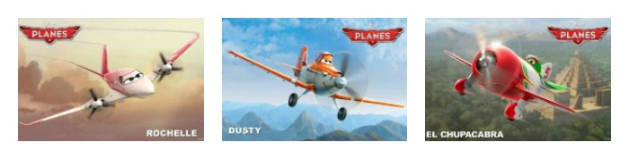 Disney Planes Characters picture