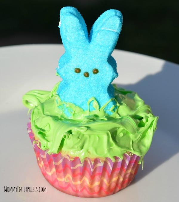 Photo of Peep Cupcake
