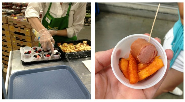 Custard stand chili sample squad returns to sam's club in nc this.