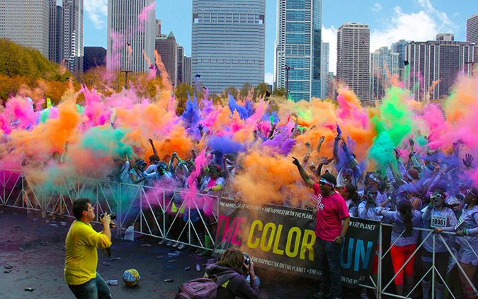 The Color Run Chicago