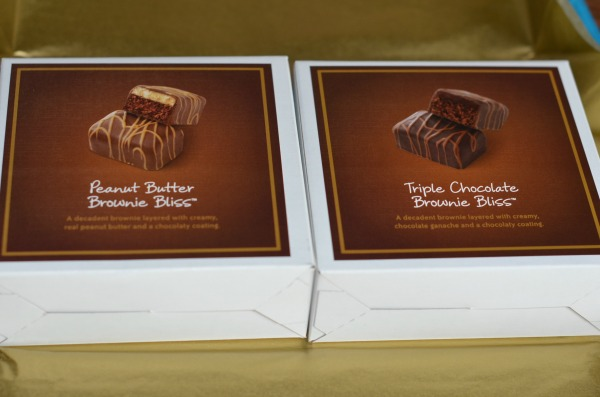 Weight Watchers Brownie Bliss Products
