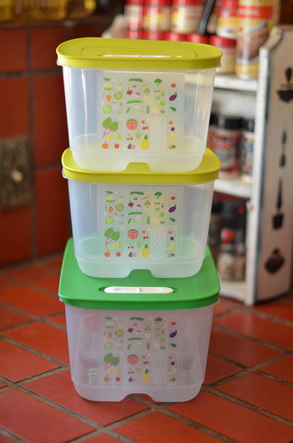 Tupperware FridgeSmart Containers