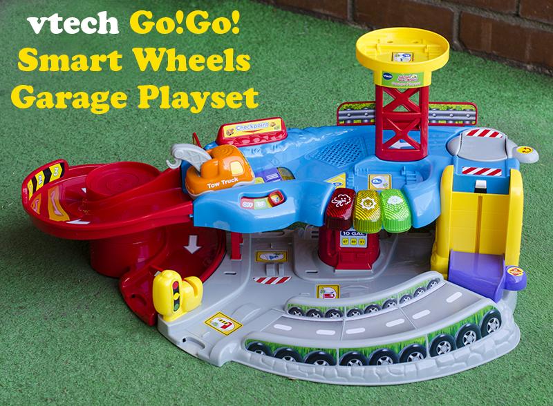 V Tech Garage : Vtech go! go! smart wheels garage! review & giveaway moms blog