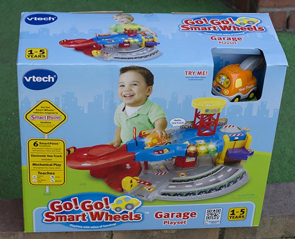 Vtech Go Go Smart Wheels Garage Review Amp Giveaway Mom