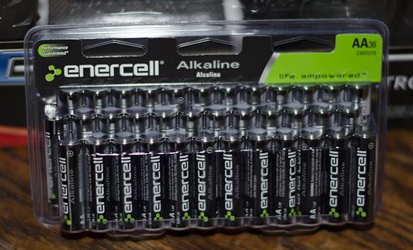 Batteries Radio Shack