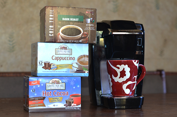 Caza K-Cups