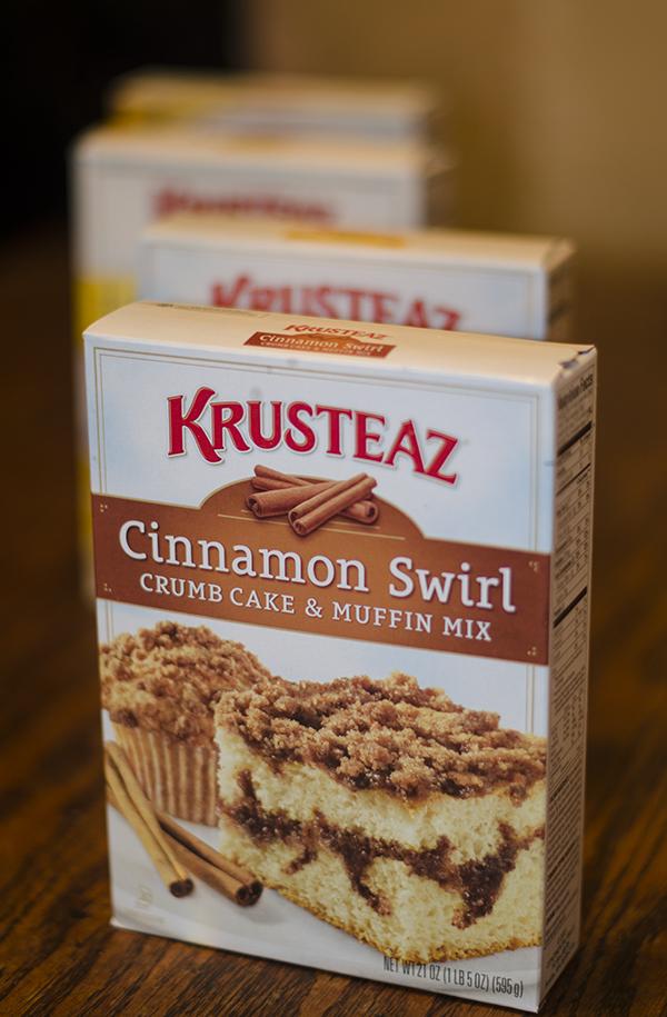 Krusteaz Cinnamon Swirl