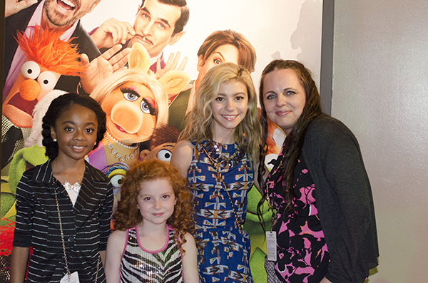 Muppets Most Wanted After Party Disney Kids