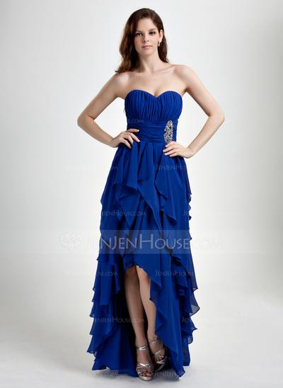 Blue Prom Dress from JenJenHouse