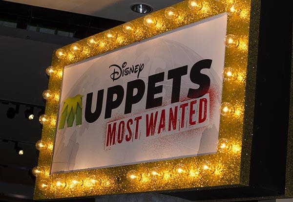 Muppets Most Wanted - #MuppetsMostWantedEvent