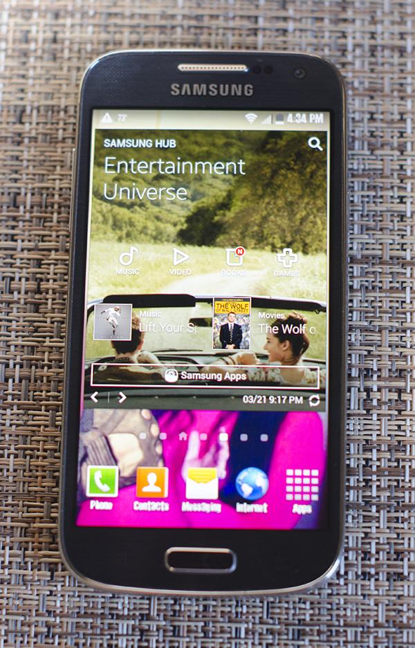 Samsung Hub - Entertainment Universe