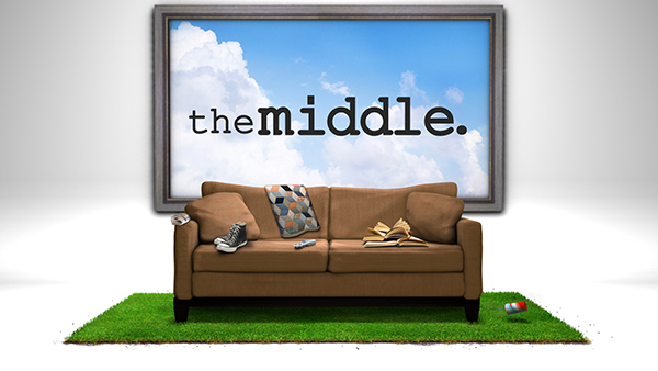 The Middle TV Show Logo