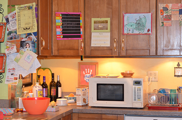 Kitchen on the set of The Middle #ABCTVEvent