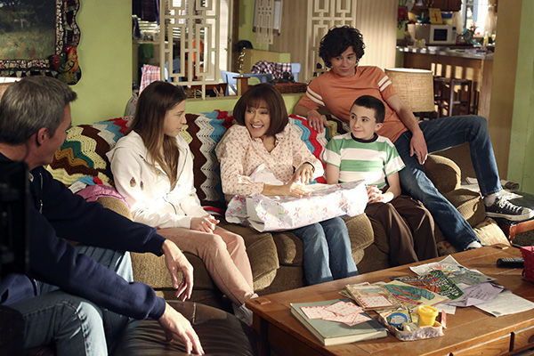 The Middle TV Show Living Room