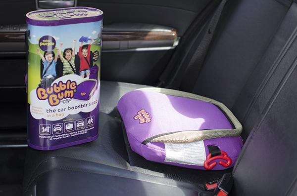Bubble Bum Car Seat Booster