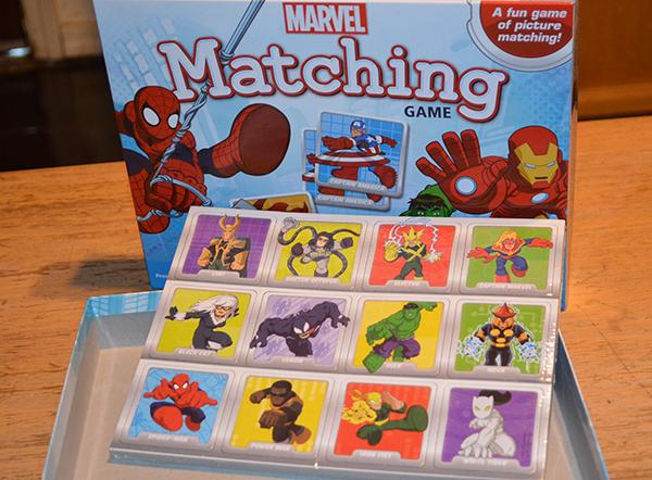 Wonder Forge Marvel Game