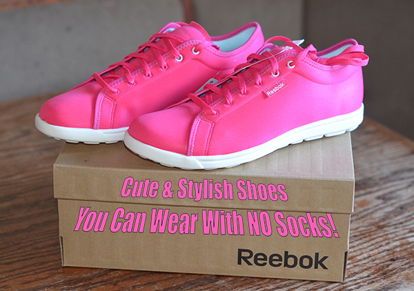 Reebok Pink #Skyscape shoes