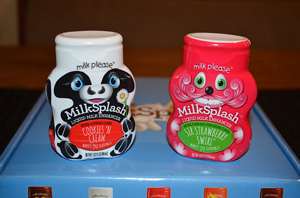 MilkSplash Liquid Milk Enhancers