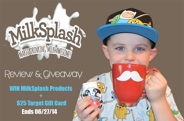 MilkSplash Giveaway