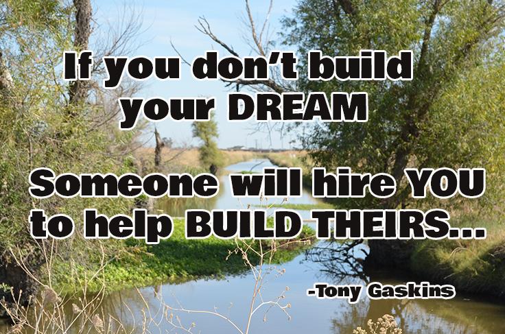 Build Your Dream #Quotes