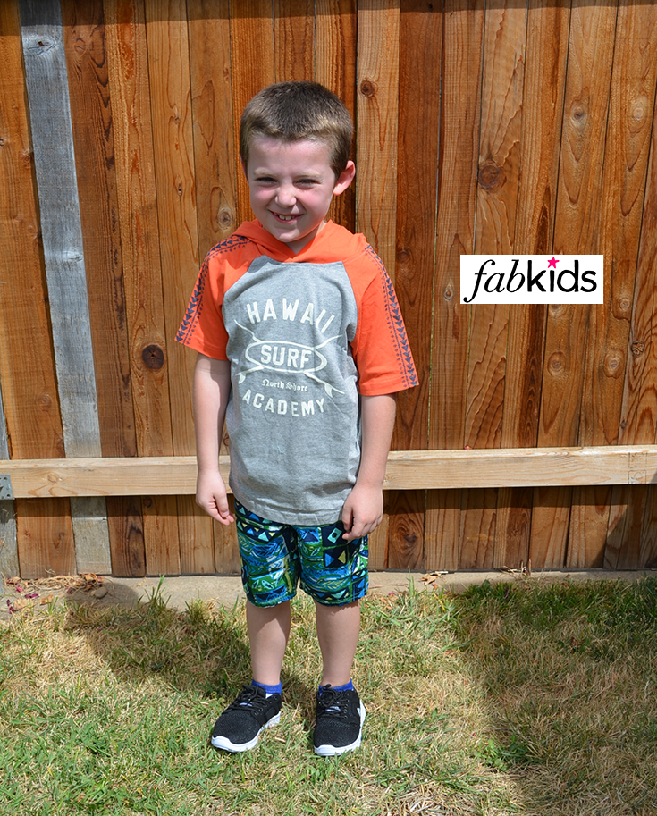 FabKids Boys Outfit