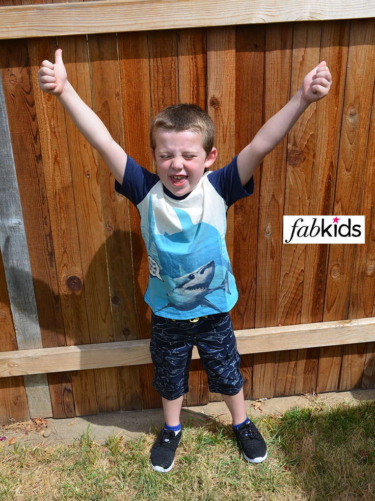 FabKids Outfit for boys