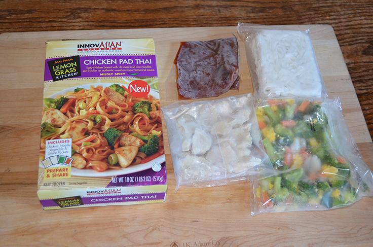 InnovAsian Chicken Pad Thai