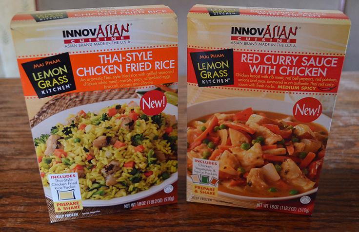 InnovAsian meals