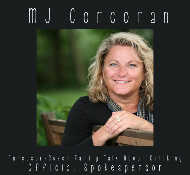 MJ Corcoran #FamilyTalk