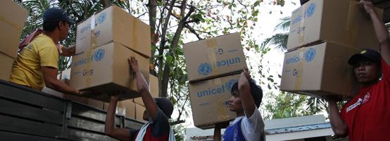 Volunteer UNICEF