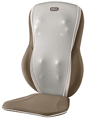 HoMedics Triple Shiatsu Massage Cushion Heat