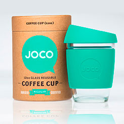 12oz JOCO Coffee Cup - Mint