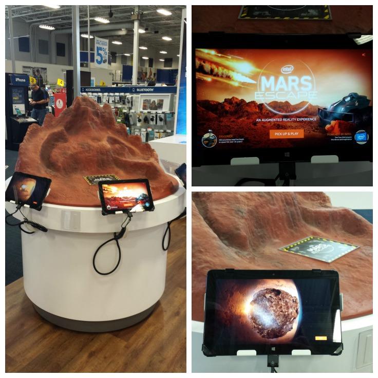 Intel Experience - Mars Escape - #IntelatBestBuy