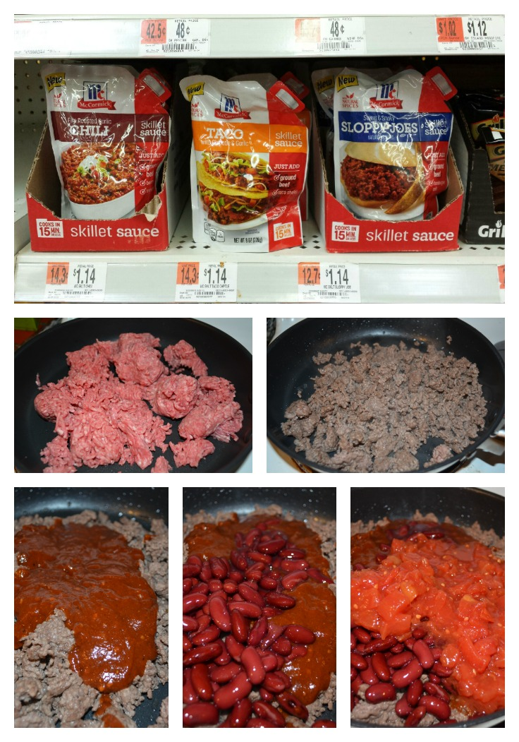 McCormick Skillet Sauces - Fire Roasted Garlic Chili