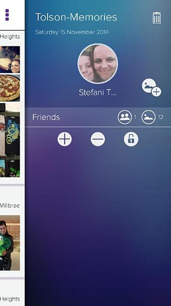 SharedPix - Trunx App