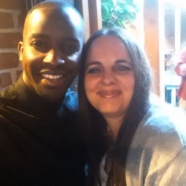 Elijah Kelley (Strange Magic) and Stefani Tolson