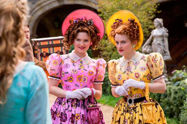 Cinderella's Evil Stepsisters