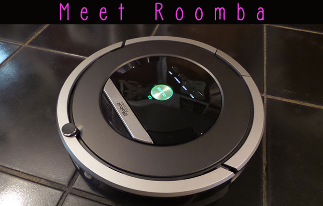 My New Irobot Roomba 870 That Loves To Clean My Floors