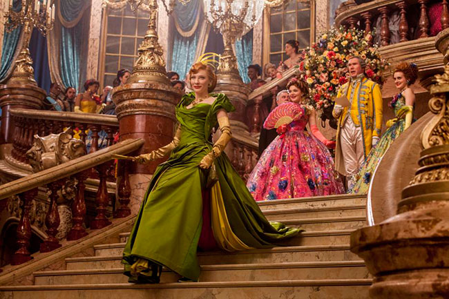Lady Tremaine - Cinderella - Cate Blanchett