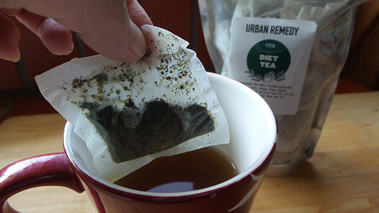 Urban Remedy Diet Tea