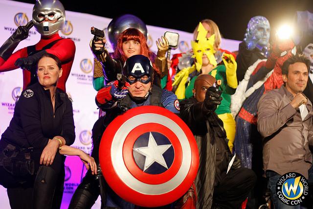 Comic Con - Wizard World