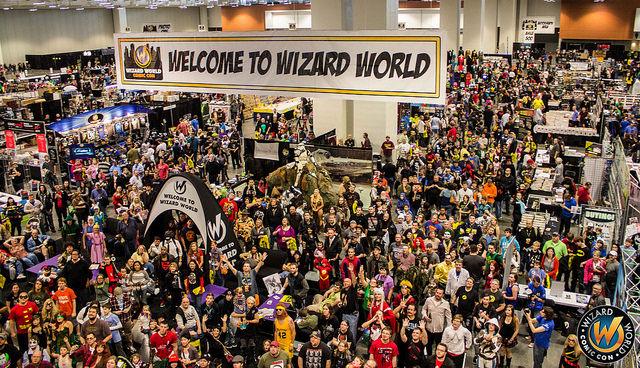Wizard World Comic Con