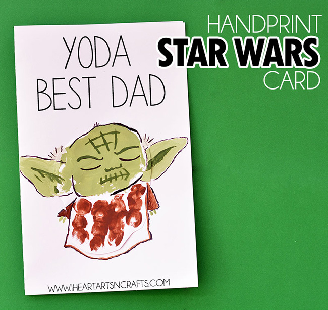 Easy Crafts For Fathers Day