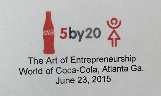 #5by20 The Art Of Entrepreneurship Event