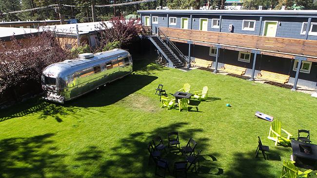 Basecamp Hotel Tahoe